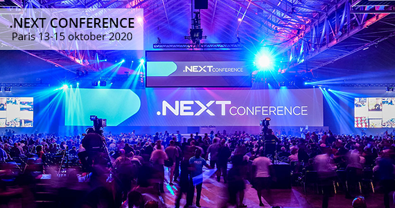 NEXT Conference 2020 (Paris)