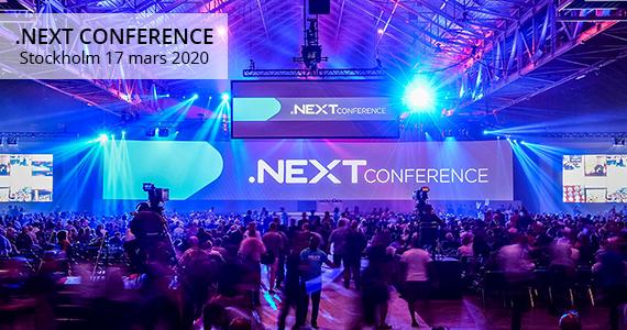 NEXT Conference 2020 (Stockholm)