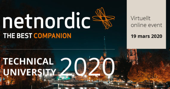 NetNordic Technical University 2020