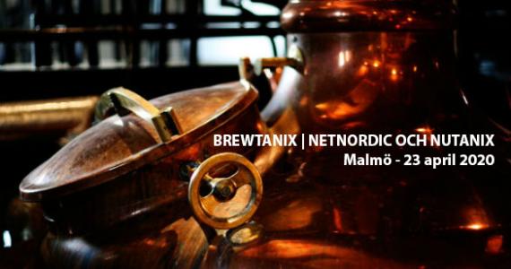 Brewtanix Malmö NetNordic och Nutanix